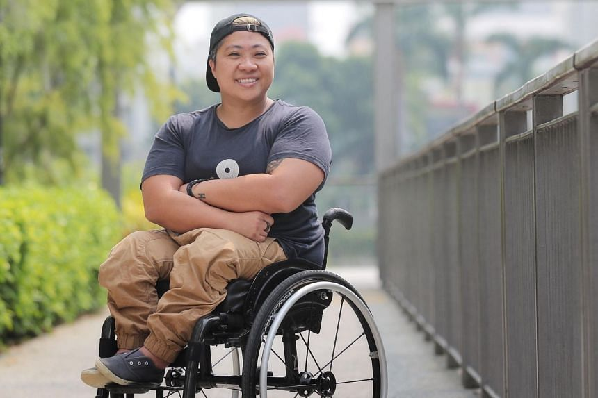 Theresa Goh is also the country's first swimming world champion, triumphing in 2006, and became the first local female swimmer to compete at the Paralympic Games when she raced in Athens in 2004.