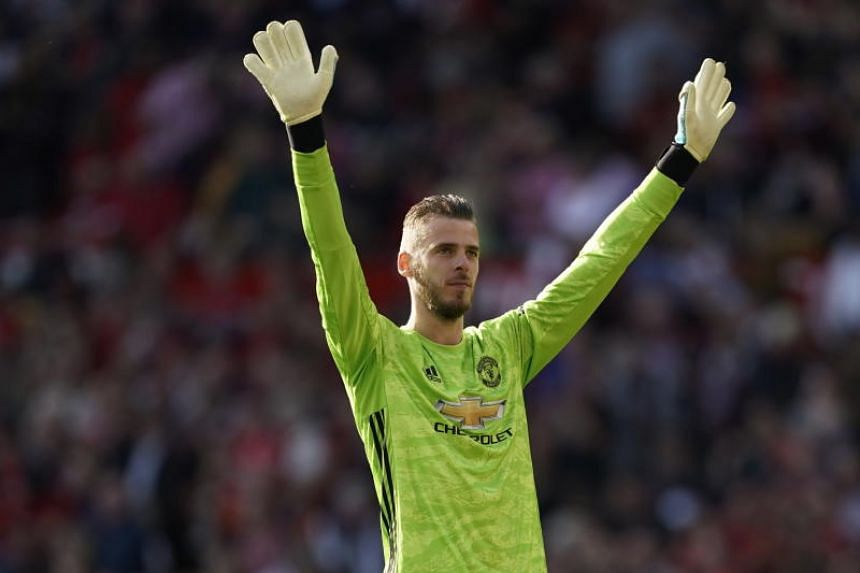 David De Gea had entered the final year of his contract and would have been able to open talks with clubs outside England over a possible move in January.