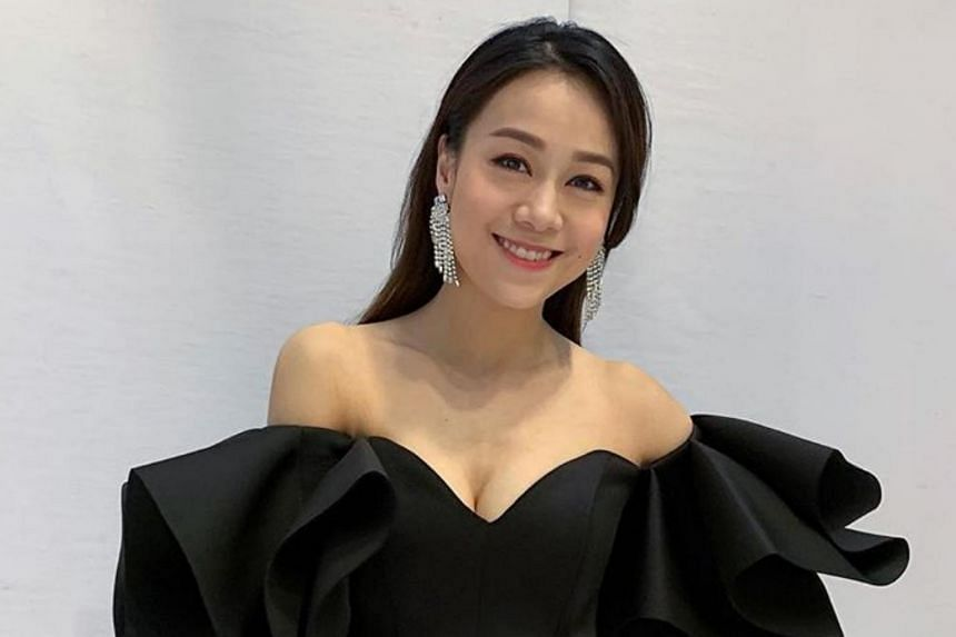 Cheating Scandal Jacqueline Wong S Show Will Be Aired In October But She Is Reportedly Switching Careers Entertainment News Top Stories The Straits Times