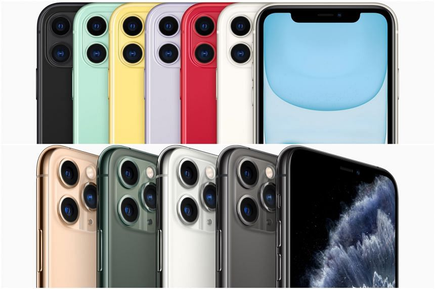 The iPhone 11 Pro and 11 Pro Max share the same specifications except for size and weight, due to the difference in screen size.