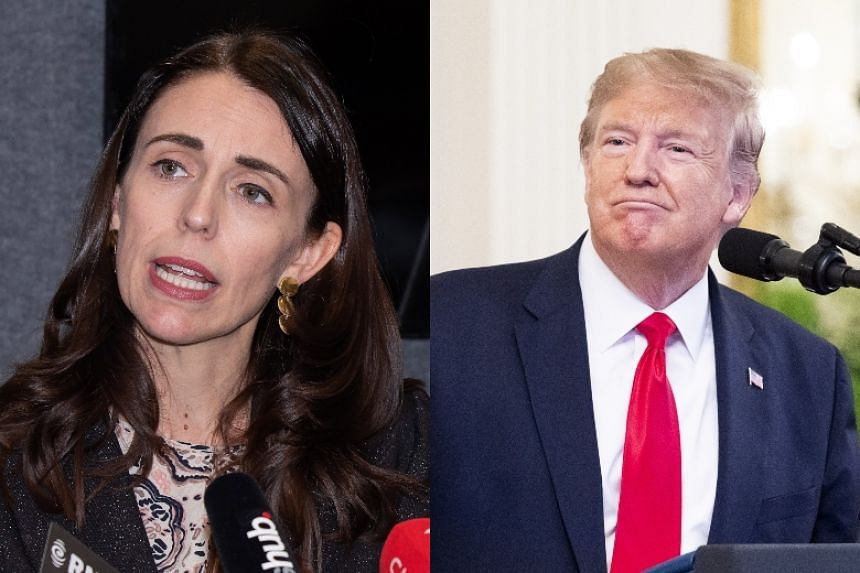 Donald Trump meeting could result in trade victory for Jacinda Ardern