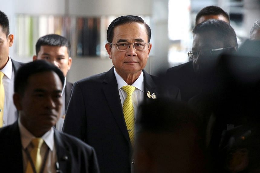 Prime Minister Prayut Chan-o-cha said the police request was needed to build a national security database.