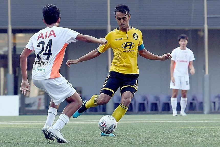 Tampines Rovers skipper Shahdan Sulaiman is hoping to spoil Brunei DPMM's championship party when they meet in Bandar Seri Begawan tonight. The Stags are bidding to win their last three matches to pip Hougang to second place in the Singapore Premier