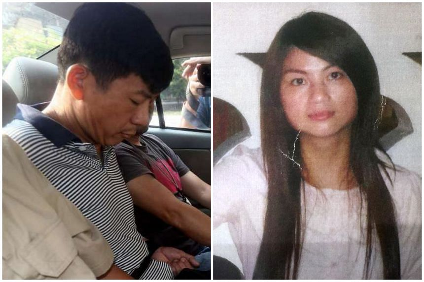 Malaysian Boh Soon Ho (left) considered Chinese national Zhang Huaxiang to be his girlfriend as they went shopping and had meals together, even though they had never been physically intimate.
