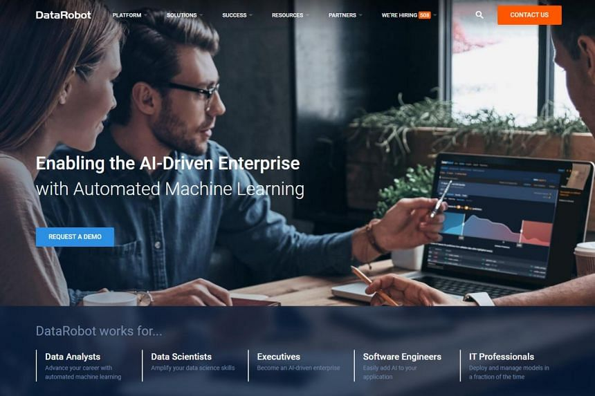 The Series E financing will be used to continue developing its platform which includes automated machine learning, as well as for potential acquisition opportunities, DataRobot said.