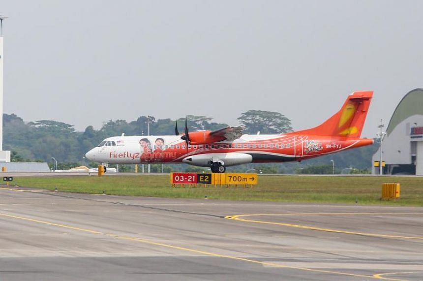 Six flights had been scheduled from Seletar Airport to Subang Airport between 8.40am and 7pm on Sept 18; another six had also been scheduled from Subang Airport to Seletar Airport from the first flight at 8.10am to the last set for departure at 6.30p