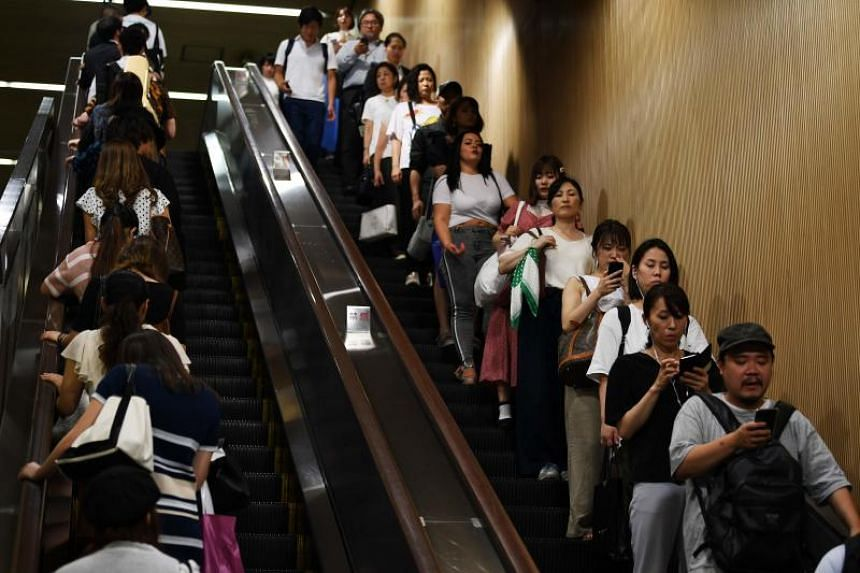 Subway operator Tokyo Metro is moving to seal off all of its stations by the end of the 2027 financial year. It is also installing doors at station entrances above ground to prevent flooding and adding waterproof gates.