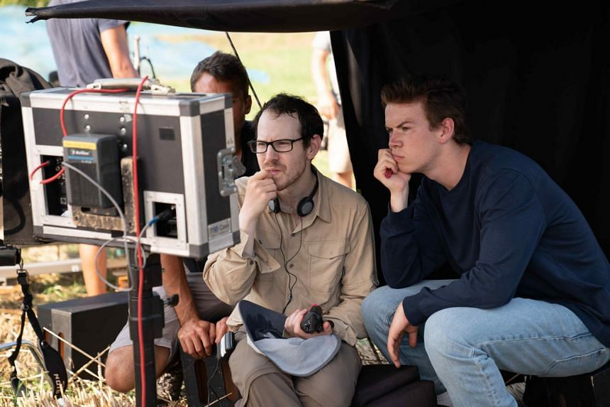 Midsommar writer-director Ari Aster (left) says it would be a mistake to think of his film as just a creepy-commune-versus-innocent-outsider conflict.