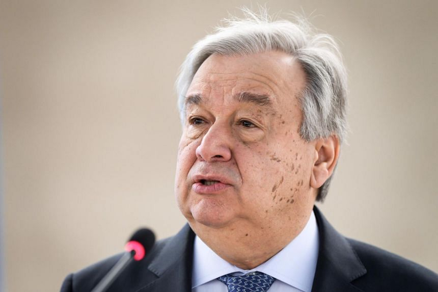 UN Secretary-General Antonio Guterres said inaction by some key countries, including the US, could be at least partly offset by action at the sub-national level.