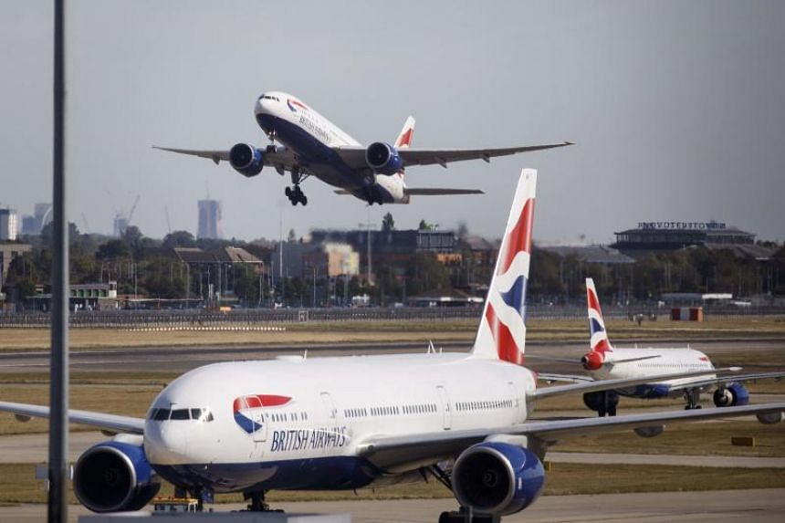 British Airways pilots cancel Sept 27 strike to give time for talks