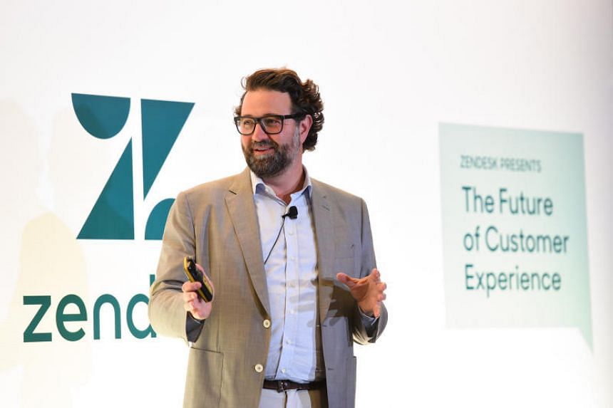 Mikkel Svane is the CEO and co-founder of Zendesk.