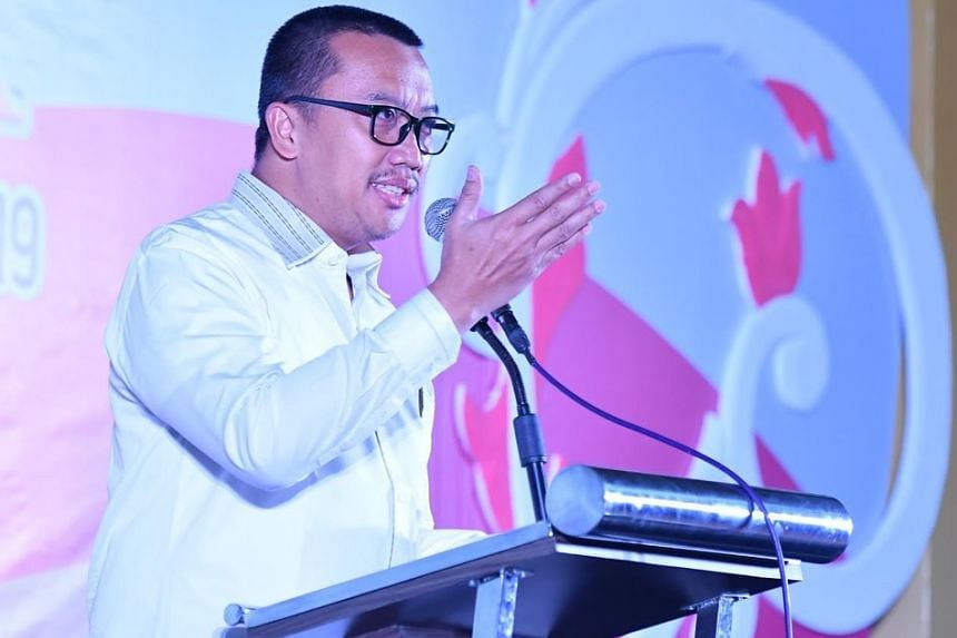 Indonesia's Corruption Eradication Commission named sports minister Imam Nahrawi and his assistant as bribery suspects on Sept 18, 2019.