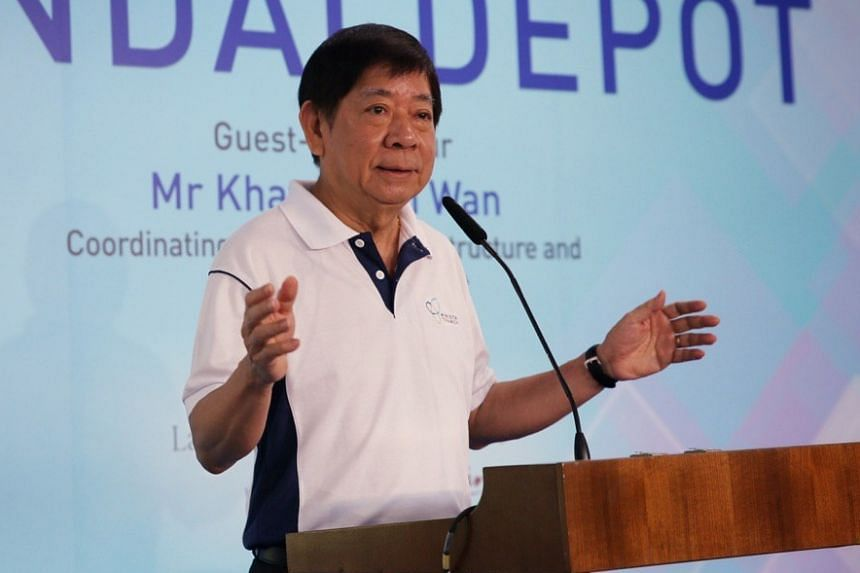 Transport Minister Khaw Boon Wan made the announcement on Sept 19 during a visit to the Thomson-East Coast Line's Mandai Depot.