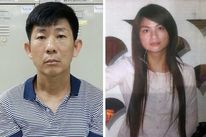 Malaysian Boh Soon Ho considered Chinese national Zhang Huaxiang to be his girlfriend, even though they had never been physically intimate. When she fought off his advances to have sex and told him she had been intimate with a former boyfriend, he st