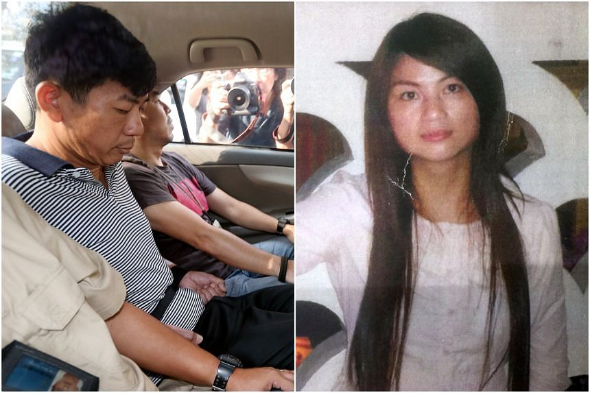 Boh Soon Ho is on trial for murdering Chinese national Zhang Huaxiang at his rented Circuit Road bedroom in March 2016 after she rejected his sexual advances and told him about her relationships with other men.