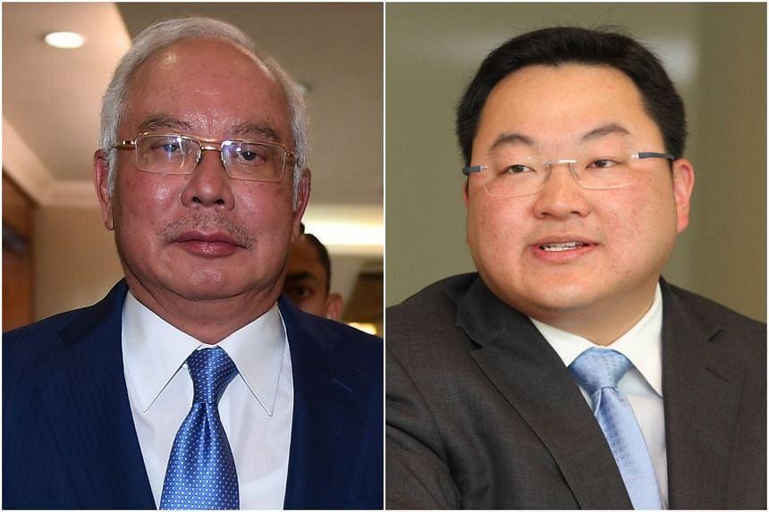Former Malaysian PM Najib Razak is facing 21 counts of money laundering and four counts of abuse of power for allegedly receiving illegal transfers of RM2.28 billion (S$753 million) between 2011 and 2014 from 1MDB, while businessman Jho Low is still