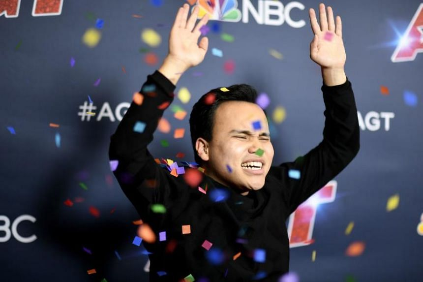 Lee became the 14th season's champion on Sept 18, netting US$1 million (S$1.38 million) and a chance to headline shows at Paris Las Vegas Hotel & Casino in Las Vegas from Nov 7 to 10.