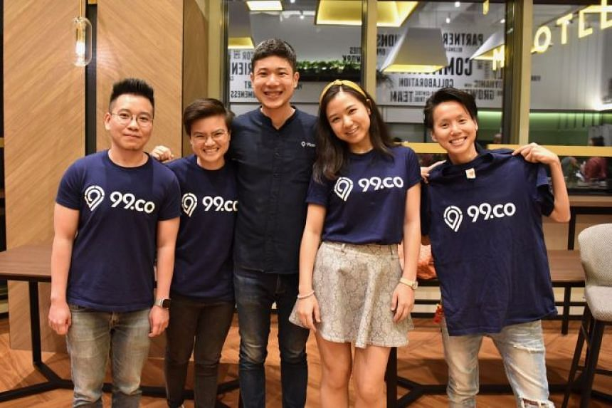 "99.co's new diversity-friendly tag was announced at a ""Meet Your New Housemate"" event on Sept 18, 2019."