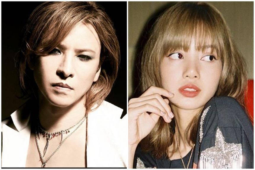 Yoshiki has since given 10 million yen (S$127,415) to the Japanese Red Cross Society to help typhoon-stricken parts of Chiba get back on their feet, while Lisa gave 100,000 baht (S$4,508) to help the victims of recent floods in Thailand's Buriram pro