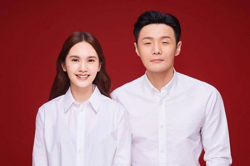Singer Rainie Yang Confirms Marriage To Singer Songwriter Li Ronghao Entertainment News Top Stories The Straits Times