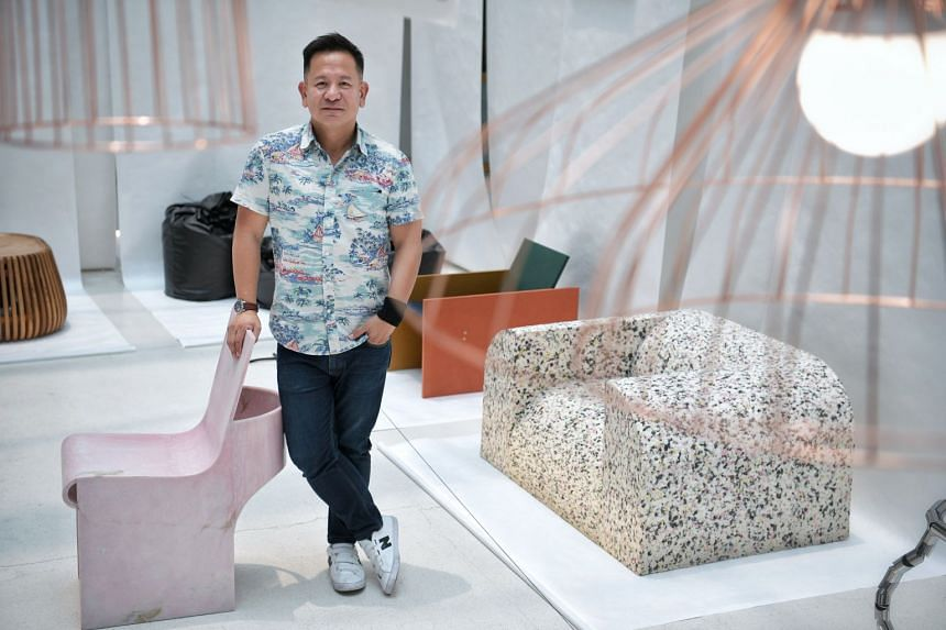 Held at the National Design Centre, designer Nathan Yong's retrospective show will feature 30 of his old works and 10 new ones.