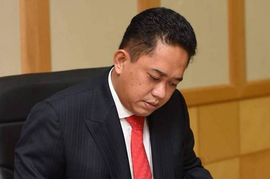 MP Md Farid Md Rafik, 43, was reported by Malaysian media to have died of a heart attack.