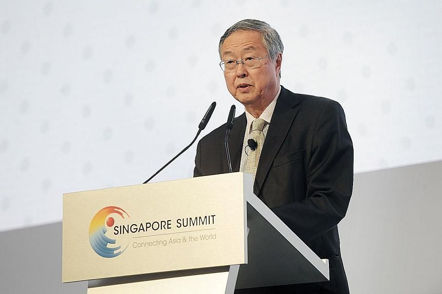 DR ZHOU XIAOCHUAN, former Chinese central bank governor, on how Asia must push for World Trade Organisation reform.