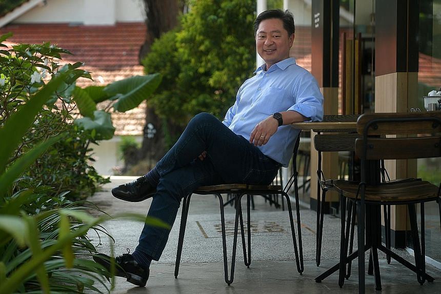 Mr Andrew Kwan, founder and group managing director of Commonwealth Capital, sees it as a group that tries to hothouse local food brands helmed by passionate founders. The brands are kept separate and retain their identity although there are synergie
