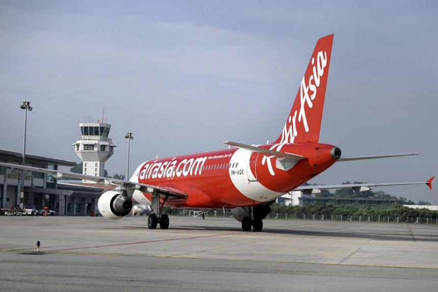AirAsia flights were among those cancelled due to poor visibility from the haze on Sept 22, 2019.