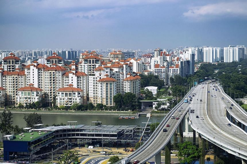 Condominiums in the Tanjong Rhu area in Singapore. In the first eight months of this year, 68 condo units in Singapore were sold for $10 million and more each, the highest tally since the corresponding period of 2008. The surge was fuelled by increas