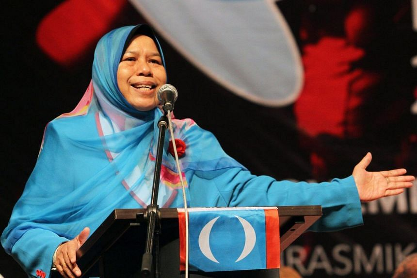 Parti Keadilan Rakyat vice-president Zuraida Kamaruddin said a person aspiring to be the number one leader of the country should not reject a request to hold a reconciliation meeting with elected leaders from his own party.
