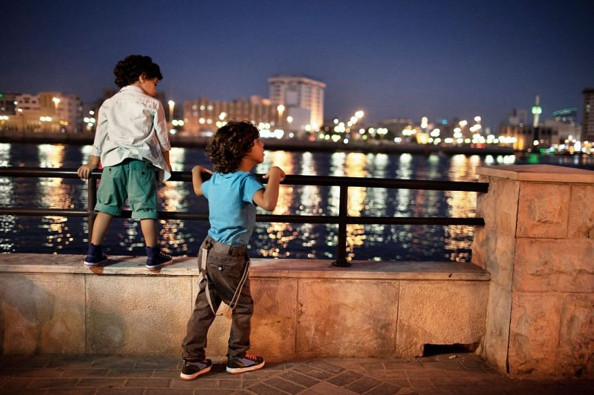 Take a guided walking tour through unique narrow sikkas or alleys, coral-clad houses and beautiful wind tower residences along the Dubai Creek to discover the history and culture of the city. PHOTO: TOURISM DUBAI