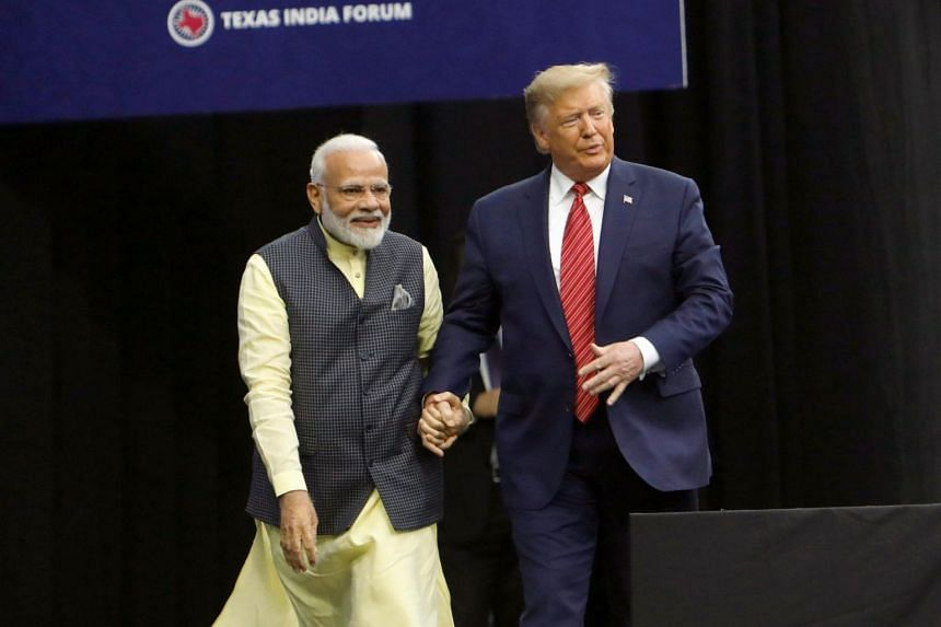 "The ""Howdy, Modi"" event held at an NFL football stadium in Houston, Texas on Sunday (Sept 22) was billed as a Texas-sized celebration of Indian-American ties."