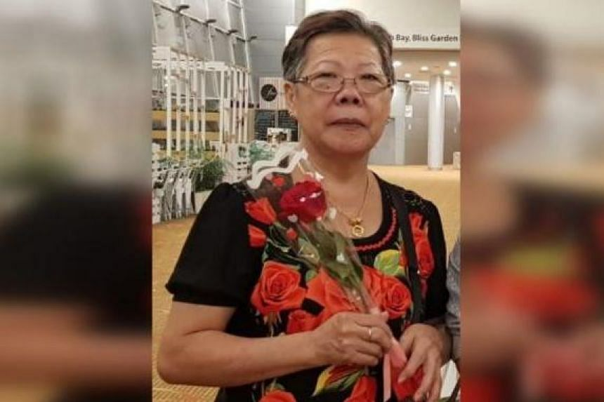 Madam Ong Bee Eng, a logistics assistant packer, has a serious brain injury, as well as fractures to her ribs and collar bone, following the incident involving a 20-year-old e-scooter rider.