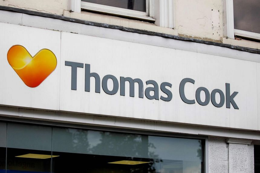 British travel firm Thomas Cook collapses, stranding hundreds of thousands of travellers