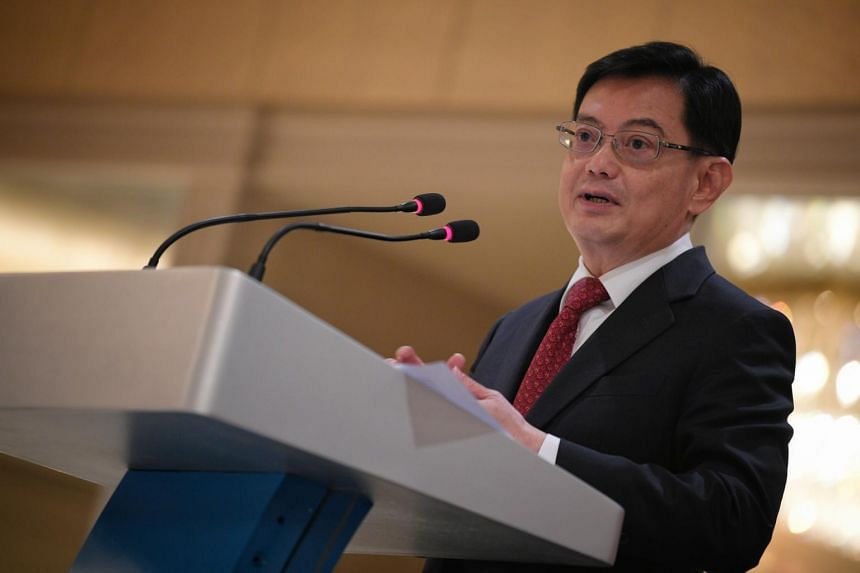 Deputy Prime Minister Heng Swee Keat urged companies here to tap programmes that help them deepen industry partnerships.