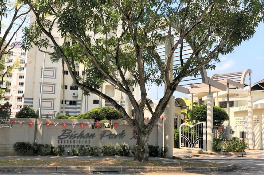 The owners of the 320-unit Bishan Park Condominium each stand to receive proceeds ranging from $1.9 million to $2.3 million from the en bloc sale.