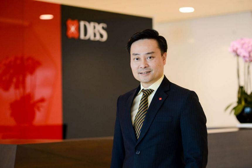 DBS Singapore Country Head Mr Shee Tse Koon