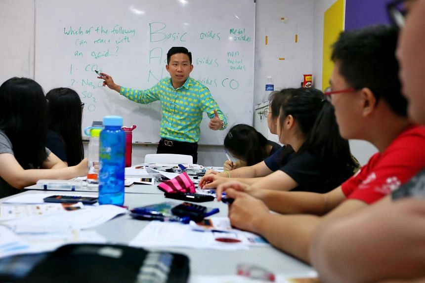 Singapore families spent $1.4b on private tuition for kids last ...