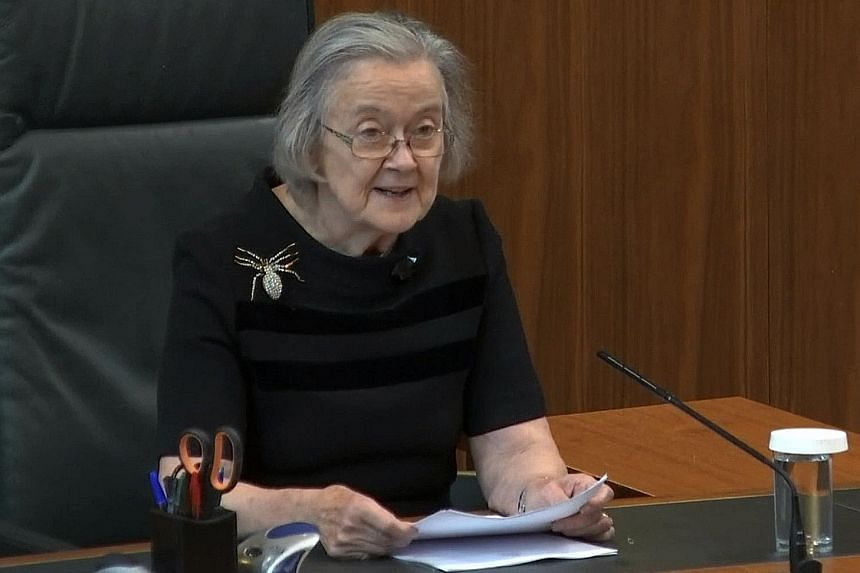 UNLAWFUL: The Prime Minister's advice to Her Majesty was unlawful, void and of no effect. Parliament has not been prorogued. - LADY HALE, president of the UK's Supreme Court.