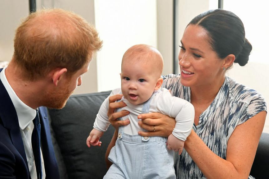 Meghan & Harry's cute PDA moments during SA tour