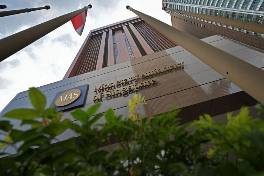 OCBC and DBS analysts expect MAS to ease the rate of appreciation of the Singdollar to help stimulate the economy.