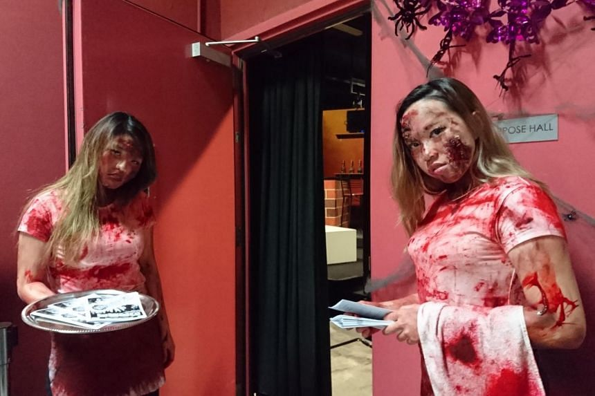 L'Arietta Singapore's Operacalypse Now, one of four new opera companies, featured zombie ushers and an open bar.