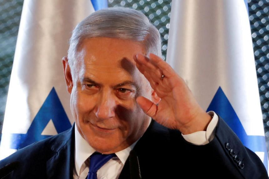 Israel president tasks Benjamin Netanyahu to form new government