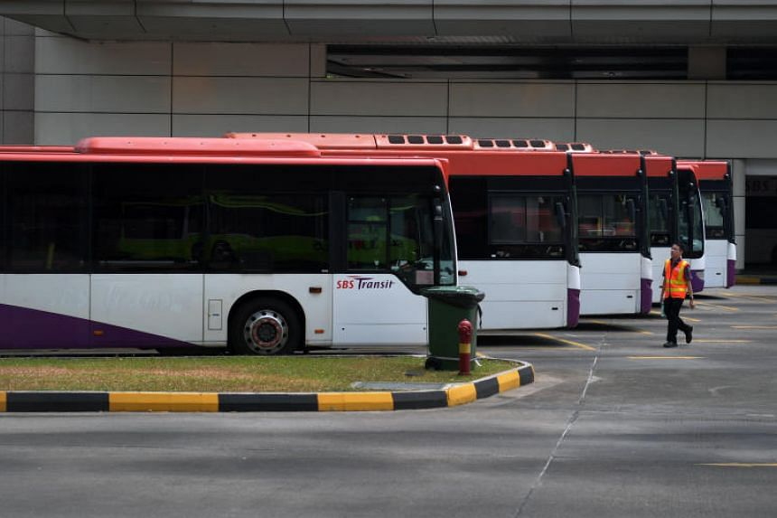 The drivers are claiming that SBS Transit had paid them below the MOM's regulated rate for overtime work, and that their working-hour records do not match the monthly pay slips they were given.