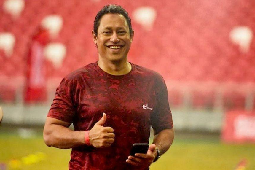 Singapore Athletics' executive director Syed Abdul Malik Aljunied.