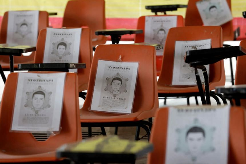 The abduction and apparent massacre of the 43 student teachers by corrupt police working with a violent drug gang drew international outrage.