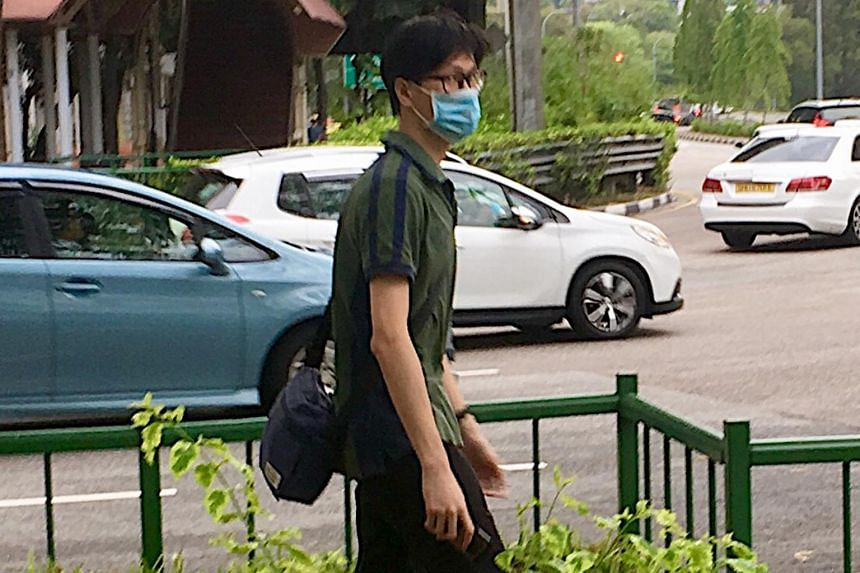 National University of Singapore student Terence Siow Kai Yuan was given 21 months of supervised probation after pleading guilty to one charge of outraging the modesty of a 28-year-old woman.