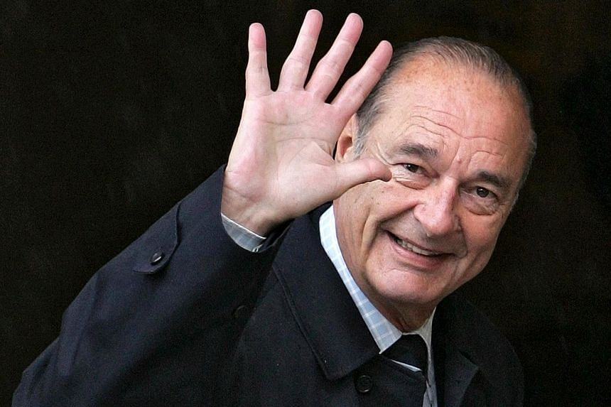 Jacques Chirac dead: Former French president dies aged 86