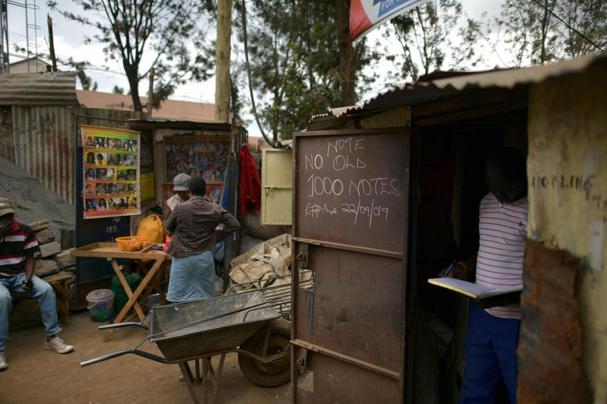 With a deadline looming before the Central Bank of Kenya bans all old edition 1,000 shilling notes, big fish with their fortunes stashed in cash are under pressure to find ways to jettison their money.